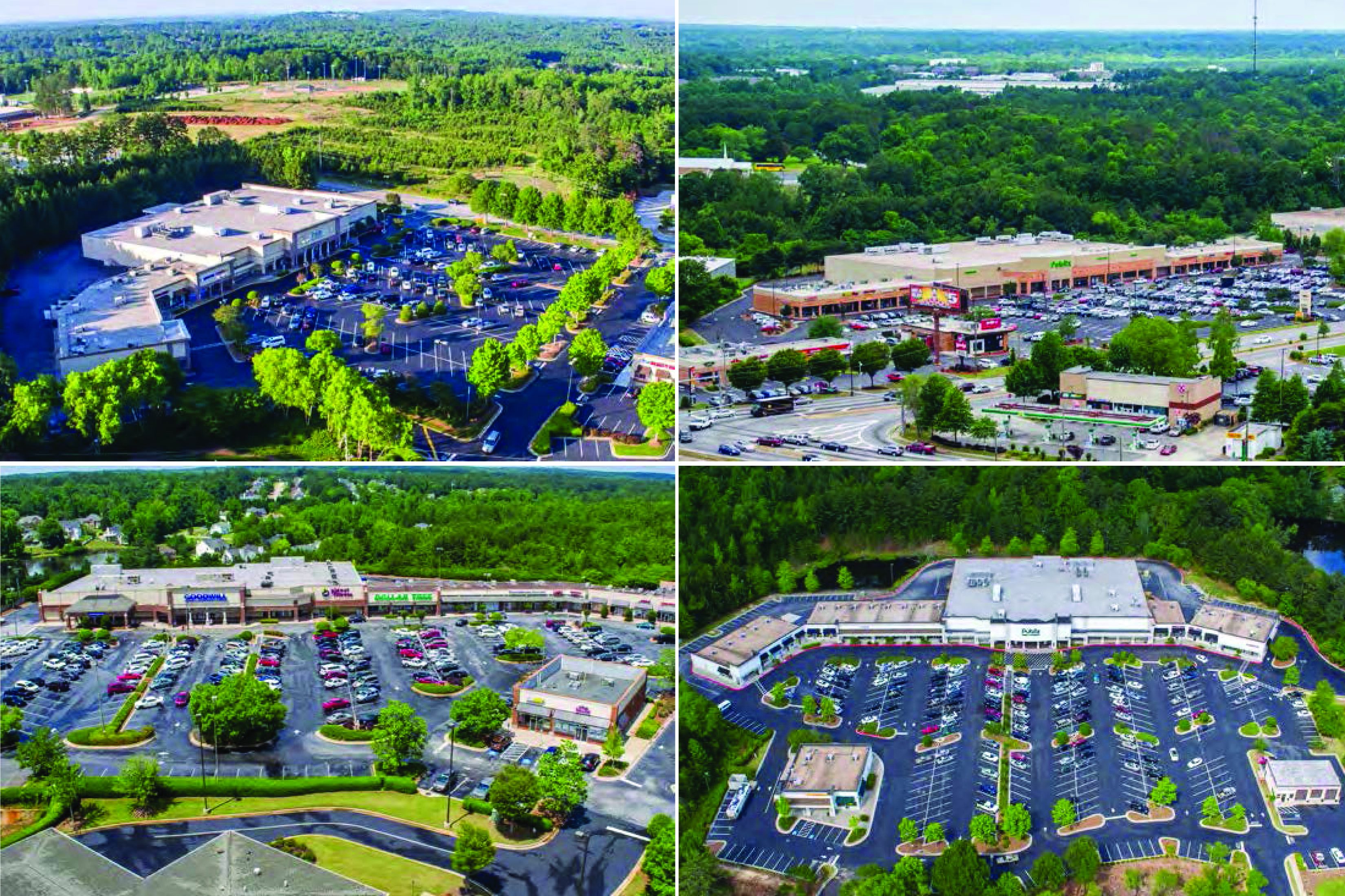 Harbour Retail Partners Acquires Retail Portfolio in Atlanta, GA
