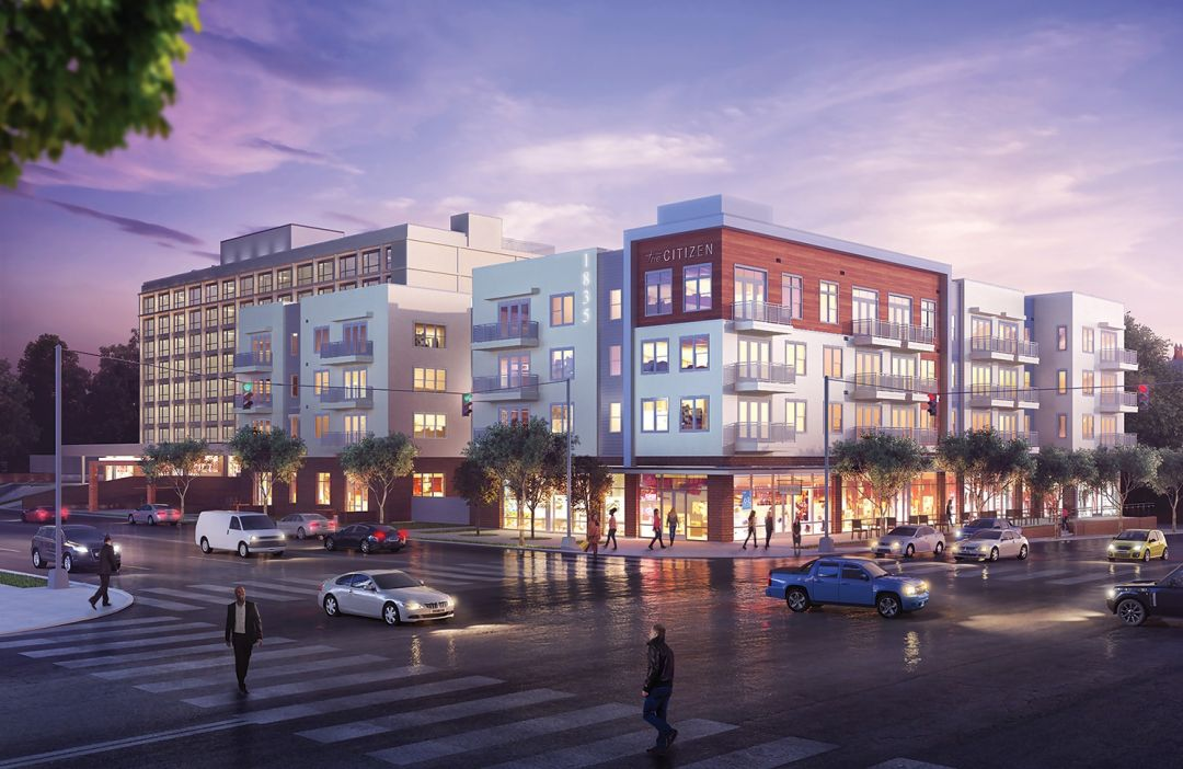 Harbour Retail Partners Announces Redevelopment of Memphis, TN Site in Partnership with Belz Investco