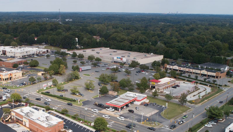 Harbour Retail Announces Acquisition of Clemmons Shopping Center