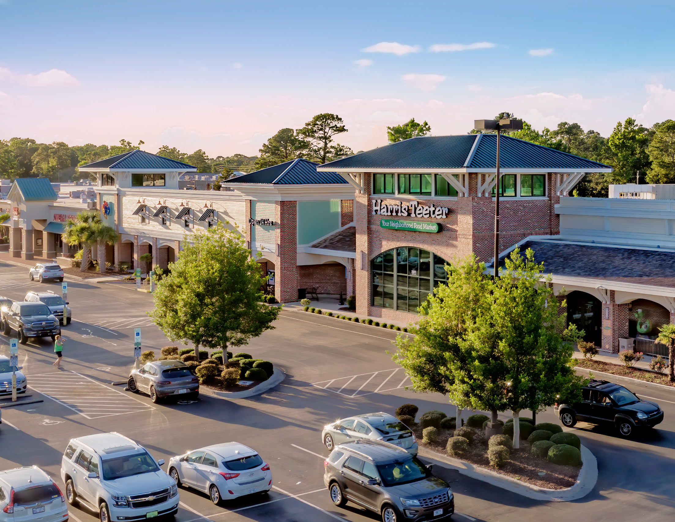 Harbour Retail Partners & New Market Properties Announce Acquisition of a Grocery-Anchored Shopping Center in Wilmington, NC